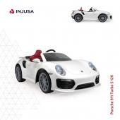 El diseño del Porsche 911 Turbo S 12V imita las comodidades y el lujo del modelo real, con acabados que cuidan todos los detalles de la marca alemana de coches. Además incluye el exclusivo sistema de radio control parental gracias a la app iMove, que a través del teléfono móvil permite que los papás asuman el control a distancia del vehículo eléctrico. 📱🚘 . ☑️ Alcanza los 4-5 Km/h ☑️ Luces y sonidos ☑️ Conexión para MP3 ☑️ Recomendado a partir de 3 años . ¡Disponible en nuestra Web!  . . #Porsche #Porsche911 #Porsche12V #cocheeléctrico #cocheabatería #cochesdelujo #juguetes #cars #drive #toys #luxury #luxurylifestyle #INJUSA