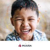 El hechizo más efectivo es la sonrisa de un niño. 🧙🏼♀️ 💫  Sigamos poniéndole magia a la vida, ¡Feliz Día Mundial de la Sonrisa! 🙂 . . #DíaMundialdelaSonrisa #sonrisas #niños #niñas #magia #Injusa