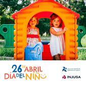 Desde Injusa nos sumamos al manifiesto propuesto por @aefj_juguetes para que el 26 de abril se de el mayor respaldo posible al Día del Niño y de la Niña. 👧👦🏻  Es un día para conceder todo el protagonismo que merecen los niños, para subrayar mensajes que a lo largo del año se diluyen.   Es un día para fomentar el juego y la lectura. 🤹🏻♀️ 📖  Entre todos vamos a conseguir el #26deAbrilDíadelNiño.  . . #manifiesto #aefj #26abril #díadelniño #díadelaniña #niños #niñas #juego #lectura #juguetes #industriajuguetera #injusa