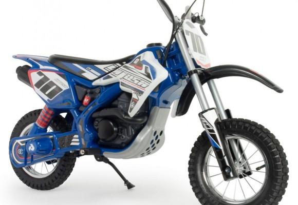BLUE FIGHTER: LA MOTO PARA LOS NIÑOS AMANTES DEL MOTOCROSS